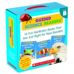 Scholastic Guided Science Readers: Level B, Parent Pack