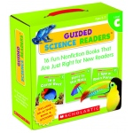 Scholastic Guided Science Readers: Level C, Parent Pack