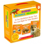 Scholastic Guided Science Readers: Level D, Parent Pack