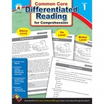 Book 1 Differentiated Reading For Comprehension