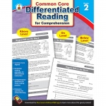 Book 2 Differentiated Reading For Comprehension