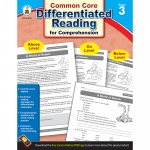 Book 3 Differentiated Reading For Comprehension