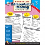Book 5 Differentiated Reading For Comprehension