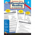 Book 6 Differentiated Reading For Comprehension