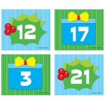 Holly Gift Calendar Cover Ups