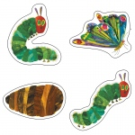 The Very Hungry Caterpillar 45th Anniversary Cut Outs