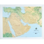 American Education Middle East: Gold Frame