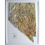 American Education Nevada: Gold Frame