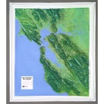 American Education San Francisco Bay: Gold Frame