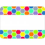 Hexagon Name Tags