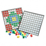 Unifix Hundred Number Grid Tray
