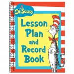 Cat In The Hat Lesson Plan And Record Book