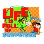 Peanuts Full Of Surprises 17 X 22 Posters