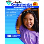Everyday Comprehension Gr K Intervention Activities