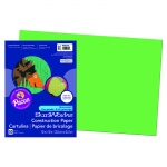 Sunworks 12x18 Bright Green 50ct Construction Paper