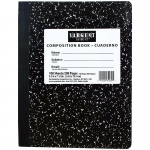 100sht 7.5 X 9 3/4 Hard Cover Composition Notebook