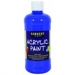 16oz Acrylic Paint - Blue