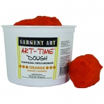 3lb Art Time Dough - Orange