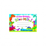 Birthday Dino-Mite Pals Recognition Awards