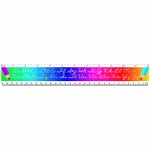 Rulers Cursive Writing