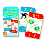 Math Splash War Addition & Subtraction Challenge Cards