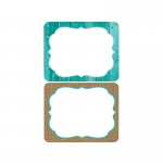 Shabby Chic Name Tags Labels