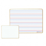Magnetic Dry-Erase Lined & Blank Board