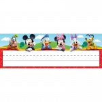 Mickey Mouse Clubhouse Name Plates