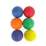 Foam Golf Balls Set Of 6