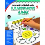 Interactive Notebooks Gr 1 Language Arts