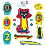 Pete The Cat And His Four Groovy Buttons Flannelboard Set