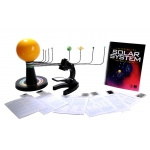 Exploring Solar System: Teacher's Guide with Lab Supplies