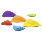 Gonge Riverstones: Set of 6 Stepping Stones to Better Coordination, Balance, and Fun
