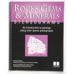 Scott Resources & Hubbard Scientific Rocks Minerals & Gems Stereo Book: Individual