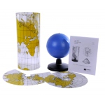 Scott Resources & Hubbard Scientific Map Projection Model