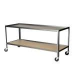 Scott Resources & Hubbard Scientific Hydro-Geology Stream: Table Cart Only