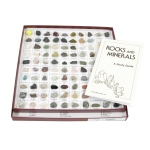 Scott Resources & Hubbard Scientific Rocks & Minerals of The U.S. Collection: 100 Pieces