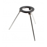 "Burner Tripod: 3"" Ring with 6"" Legs"