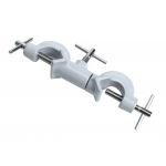 American Education Adjustable Clamp Holder: Aluminum