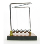 Ginsberg Small Collision Ball Apparatus