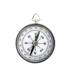 American Education Aluminum Compass: 40 mm