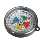 American Education Plastic Compass: 50 mm Diameter