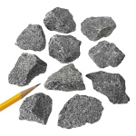 Igneous Rocks Diorite: Pack of 10