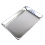 "Ginsberg Aluminum Dissecting Pan without Wax: 11.25"" x 7.5"" x 1.5"""