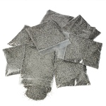 Igneous Rocks Volcanic Ash: Light Gray, Pack of 10