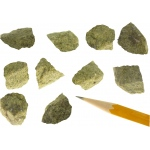Mineral Epidote: Pack of 10