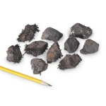 Mineral Lodestone Magnetite: Pack of 10
