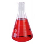 Bomex Erlenmeyer Flask: 2000 ml Capacity