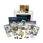 Minerals: Build Blocks, Earth Science Videolab with DVD