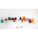 Advanced Glassware Kit: 95 Pieces
